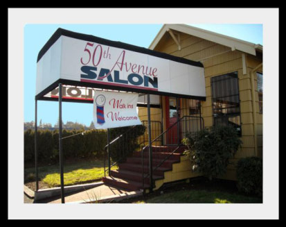50th Ave Salon Building